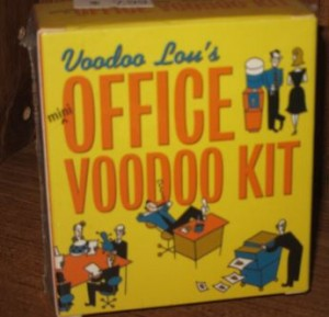 Voodoo kit voodoo office kit 2