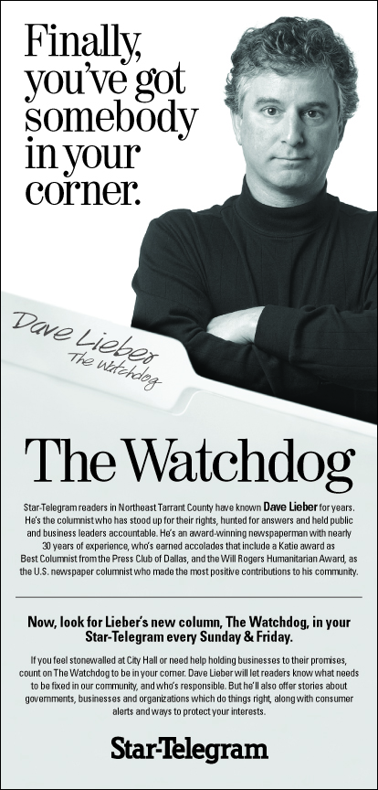 Watchdog Ad
